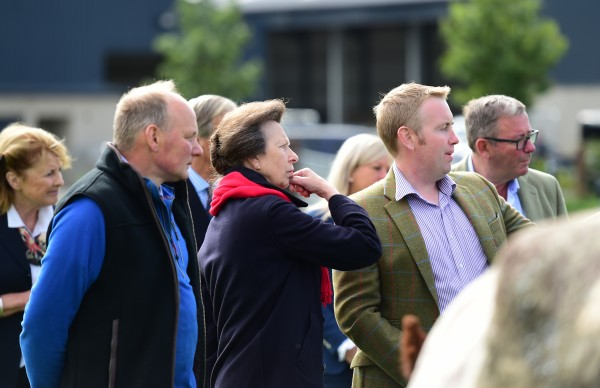 The Porter Family were delighted to host Princess Ann on Gill Hall Estates to open the 3 day International Sheep Dog Trial. Click the link below to view more images